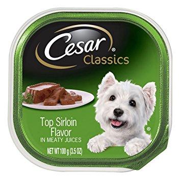 CESAR - CLASSIC - (Top Sirloin Flavor) - 3.5oz