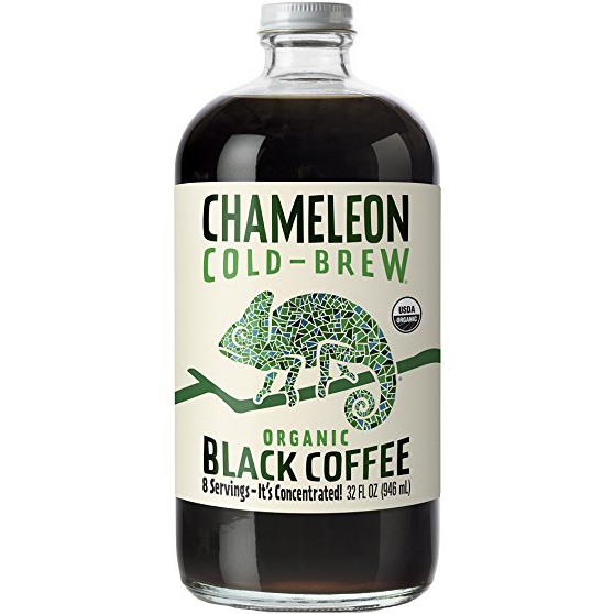 CHAMELEON - COLD BREW - (Black Coffee) - 32oz