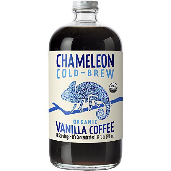 CHAMELEON - COLD BREW - (Vanilla Coffee) - 32oz