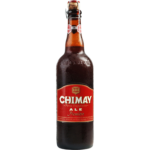 CHIMAY PERES TRAPPISTES - (Premiere Ale) - 9.4oz