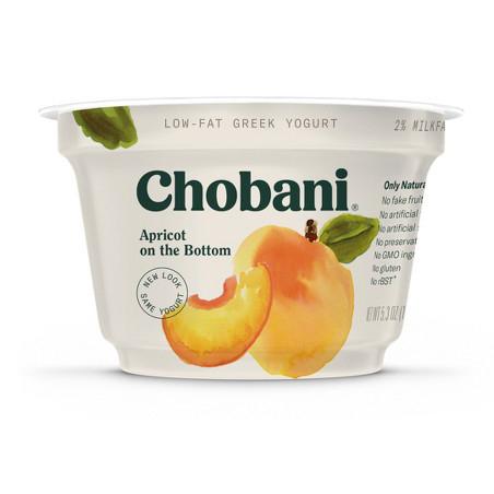 CHOBANI - (Apricot) - 5.3oz