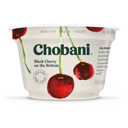 CHOBANI - (Black Cherry) - 5.3oz