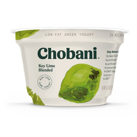 CHOBANI - (Key Lime) - 5.3oz