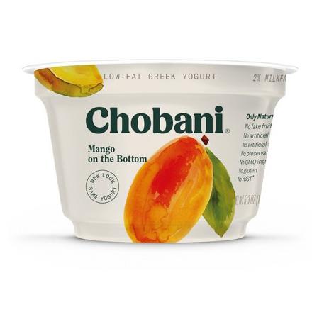 CHOBANI - (Mango) - 5.3oz
