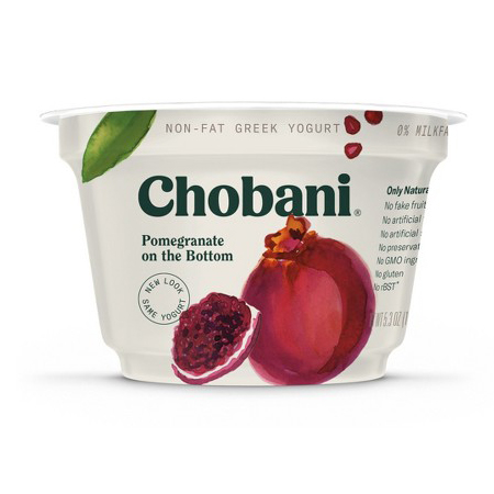 CHOBANI - (Pomegranate) - 5.3oz