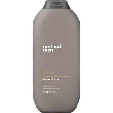 Method body - Body Wash - CEDAR + CYPRESS - 18oz