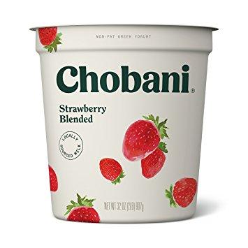 CHOBANI - (Strawberry) - 32oz