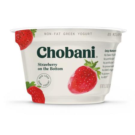 CHOBANI - (Strawberry) - 5.3oz