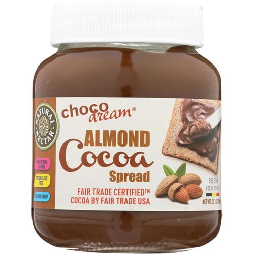 CHOCO DREAM - ALMOND COCOA SPREAD - 12.3oz