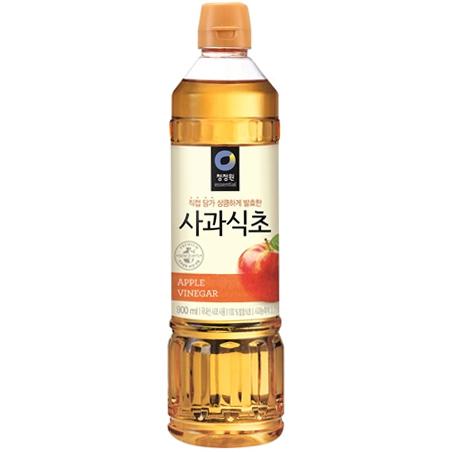 CHUNGJUNGONE - SAGUA SIKCHO - (Apple Vinegar) - 16.9oz