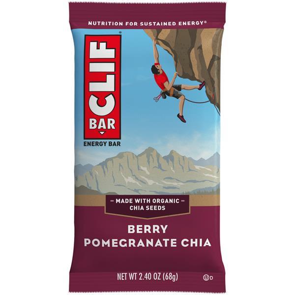 CLIF BAR - (Berry Pomegranate Chia) - 2.4oz