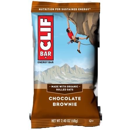 CLIF BAR - (Chocolate Brownie) - 2.4oz
