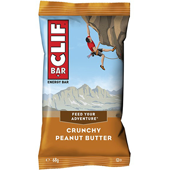 CLIF BAR - (Crunchy Peanut Butter) - 2.4oz
