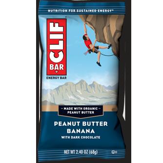 CLIF BAR - (Peanut Butter Banana) - 2.4oz