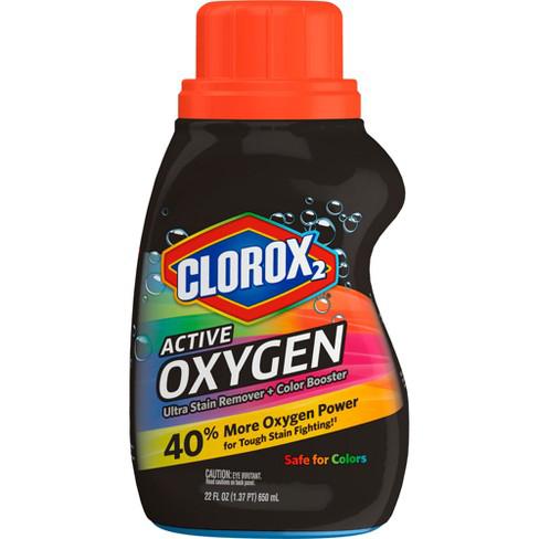 CLOROX - ACTIVE OXYGEN - 22oz