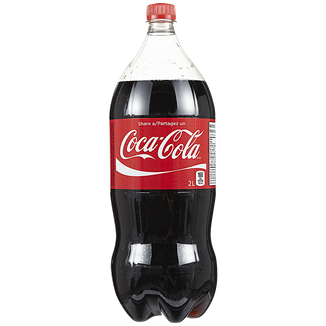COCA COLA - ORIGINAL BEVERAGE - 2L