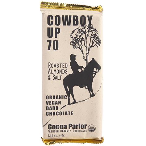 COCOA PARLOR - COWBOY UP 70 - 2.82oz