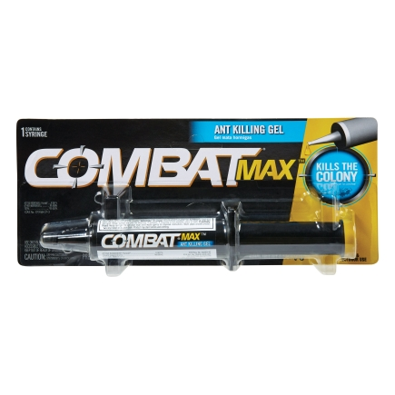 COMBAT MAX - ANT KILLING GEL BAIT - 0.95oz