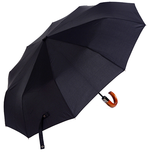 CONCH - BLACK UMBRELLA - OVER SIZE