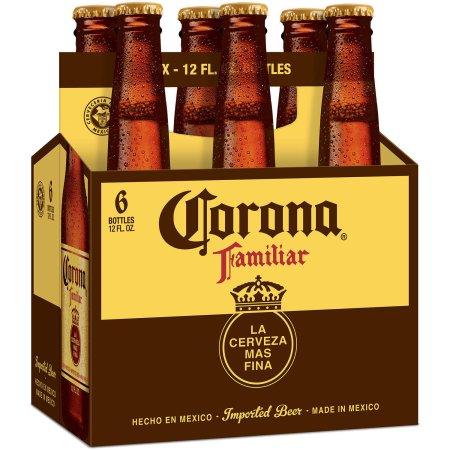CORONA FAMILIAR - (Bottle) - 12oz(6PK)