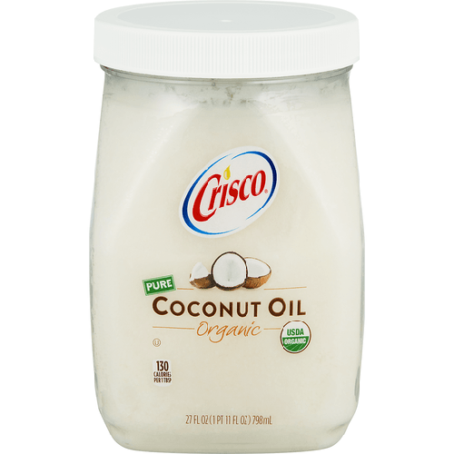 CRISCO - ORGANIC COCONUT OIL - 27oz