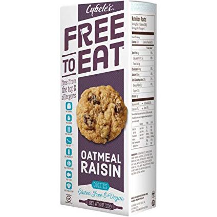 CYBELE'S - FREE TO EAT (Oatmeal Raisin) - 5.4oz