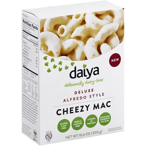 DAIYA - DELUXE CHEEZY MAC - GLUTEN FREE - (Alfredo Style) - 10.6oz