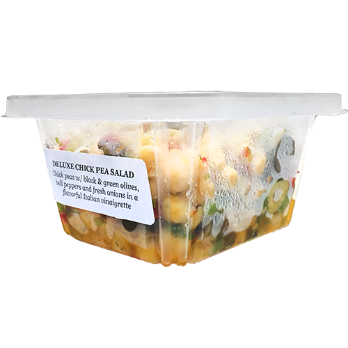 Deluxe Chick Pea Salad