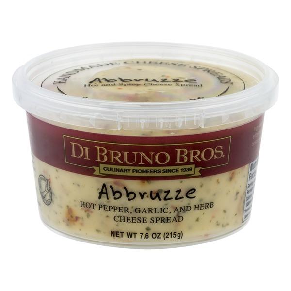 DI BRUNO BROS - CHEESE SPREAD - (Abbruzze) - 7.6oz