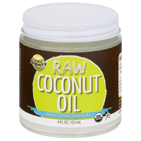 DIGNITY - RAW COCONUT OIL - 15oz