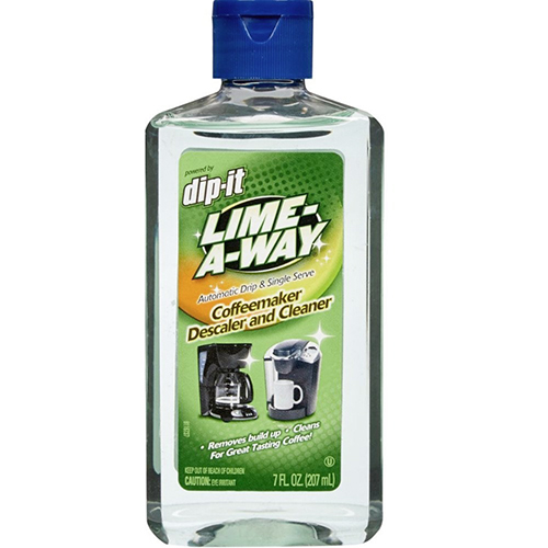 DIP IT - LIME A WAY COFFEEMAKER DESCALER AND CLEANER - 7oz