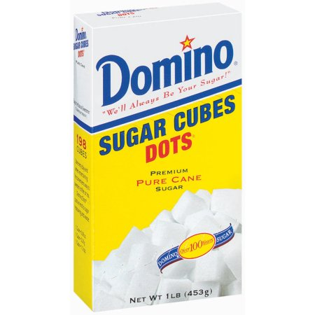 DOMINO - SUGAR CUBES DOTS - 1LB