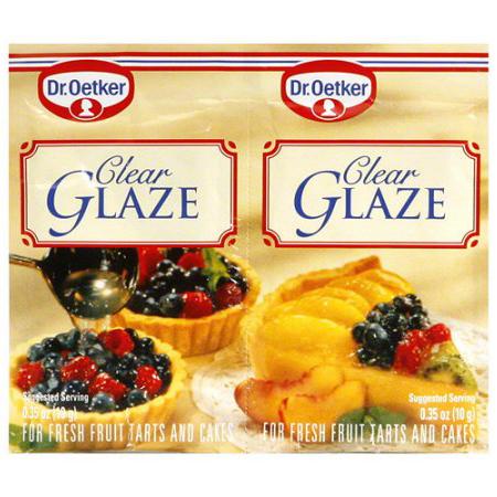 Dr. OETKER - CLEAR GLAZE - 0.35