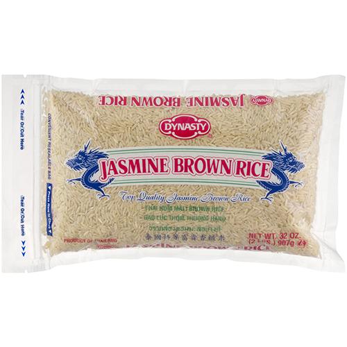 DYNASTY - JASMINE RICE - NON GMO - 32oz
