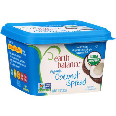EARTH BALANCE - COCONUT SPREAD - 10oz