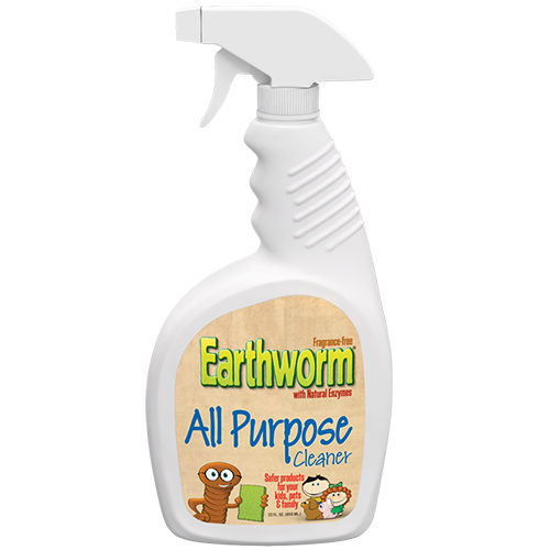 EARTHWORM - ALL PURPOSE CLEANER - 22oz