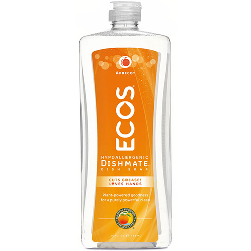 ECOS - DISHMATE - (Apricot) - 25oz