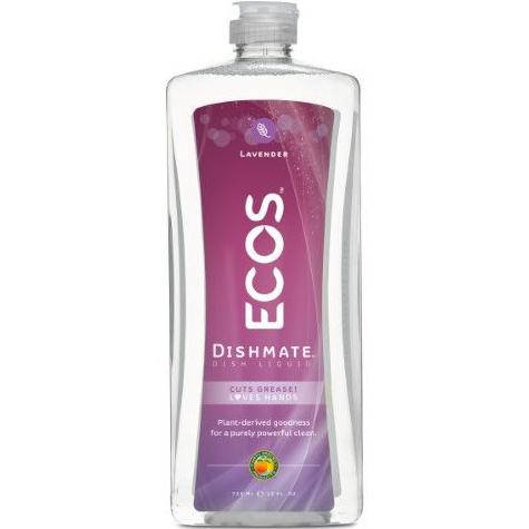 ECOS - DISHMATE - (Lavender) - 25oz