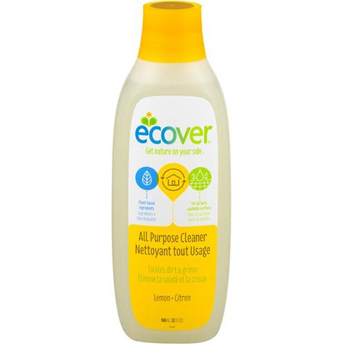 ECOVER - ALL PURPOSE CLEANER - (Lemon · Citron) - 32oz