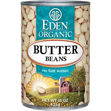 EDEN - BEANS - (Butter) - 15oz