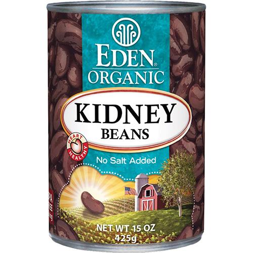 EDEN - BEANS - (Kidney) - 15oz