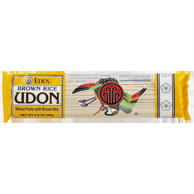 EDEN - BROWN RICE UDON - ASIAN - 8.8oz