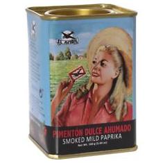 EL AVION - PIMENTON PICANTE AHUMADO - (Smoked Mild Paprika) - 2.64oz
