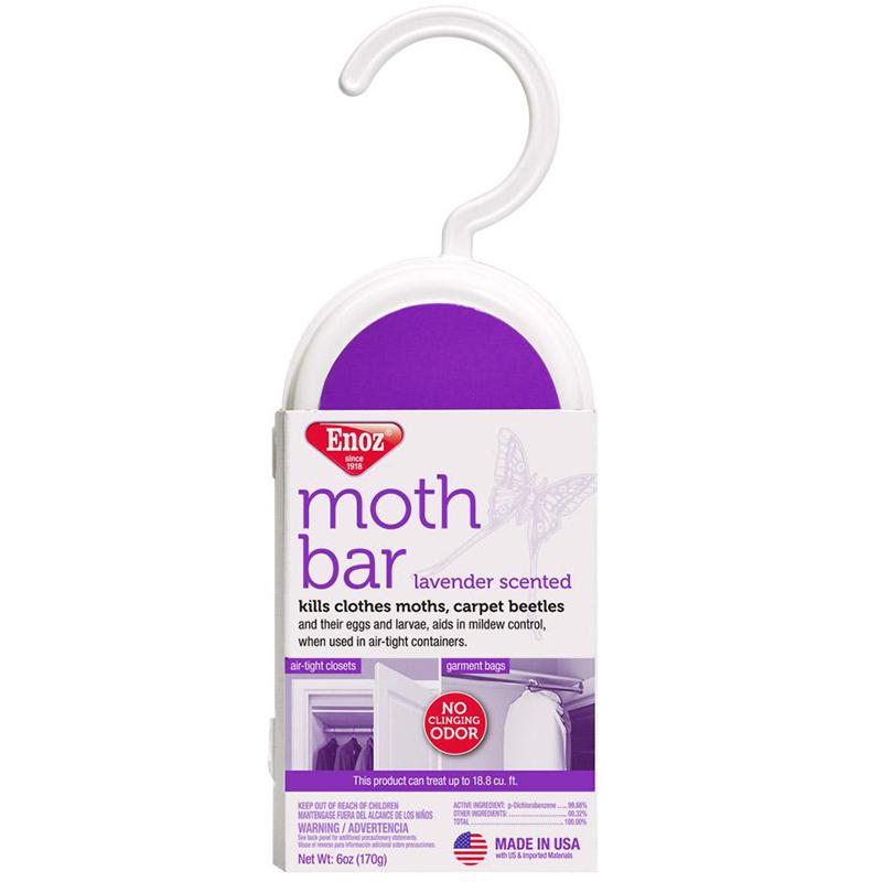 ENOZ - MOTH BAR - (Lavender) - 6oz