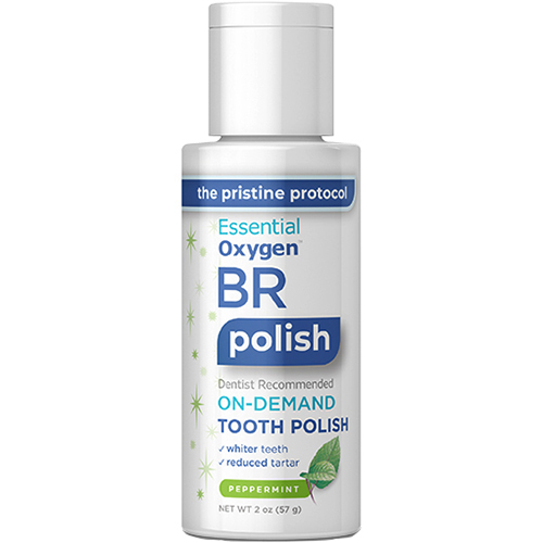 ESSENTIAL OXYGEN - BR TOOTH POLISH - 2oz
