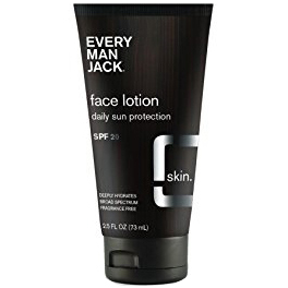 EVERY MAN JACK - FACE LOTION - SPF 20 - 2.5oz