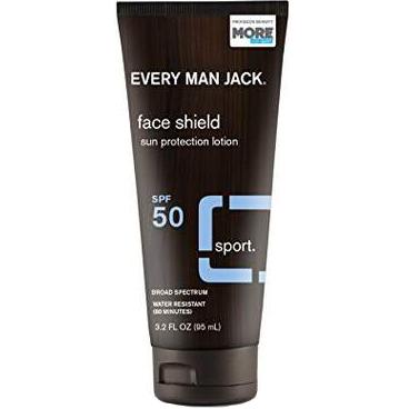 EVERY MAN JACK - FACE SHIELD - SPF 50 - 3.2oz