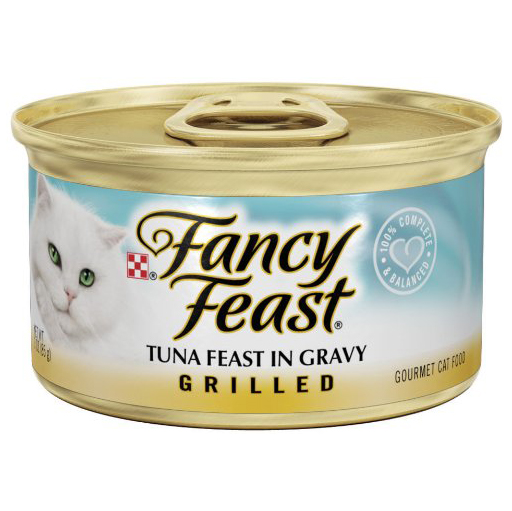 FANCY FEAST - (Tuna Feast Gravy | Grilled) - 3oz