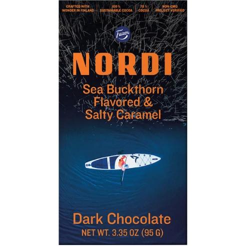 FAZER - NORDI (Sea Buckthorn & Salty Caramel) - 3.35oz