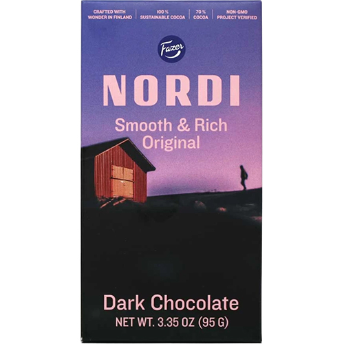 FAZER - NORDI (Smooth & Rich) - 3.35oz